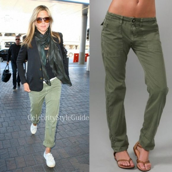 Current/Elliott The Army Pant Fatigue Cargo Pants
